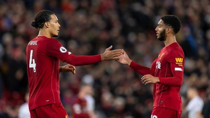 Jadwal Liga Inggris, Badai Cedera Hantam Liverpool, Warning Lini Pertahanan The Reds