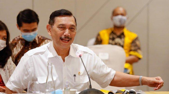Komentari Penangkapan Edhy Prabowo, Luhut: Beliau Orang Baik, Tanggung Jawab dan Itu Kesatria
