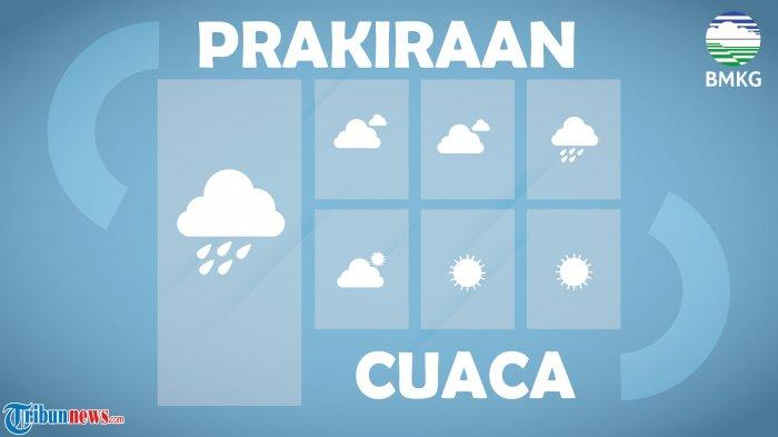 Prakiraan Cuaca Jabodetabek Sabtu, 16 Januari 2021: Jakarta Timur dan Kota Bogor Berpotensi Hujan
