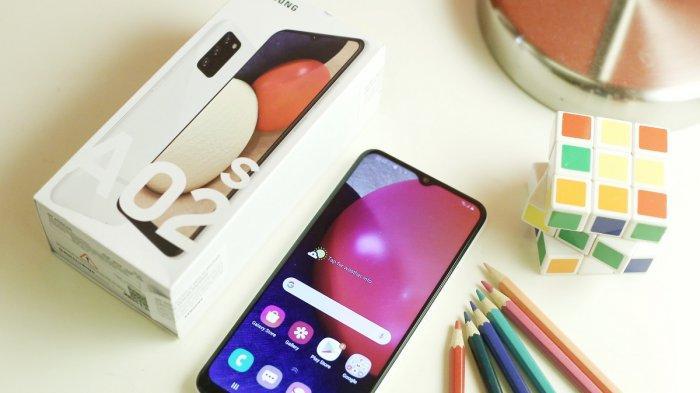 Harga dan Spesifikasi Samsung Galaxy A02s, HP Harga 1 Jutaan Terintegrasi Fitur Samsung Health